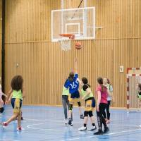 Bøler basket blir trenet av landslagstrener i basket