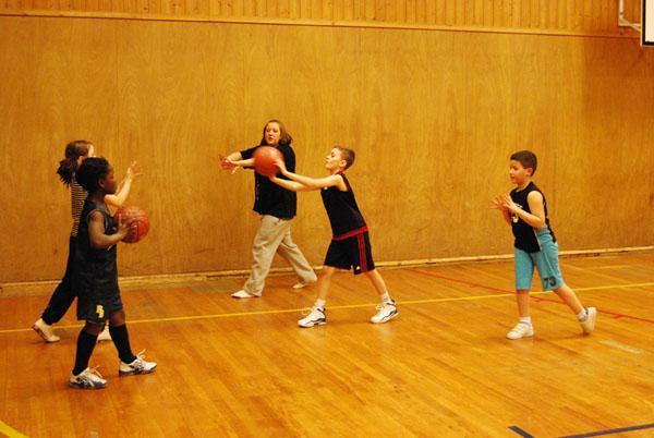 Basketball pasninger